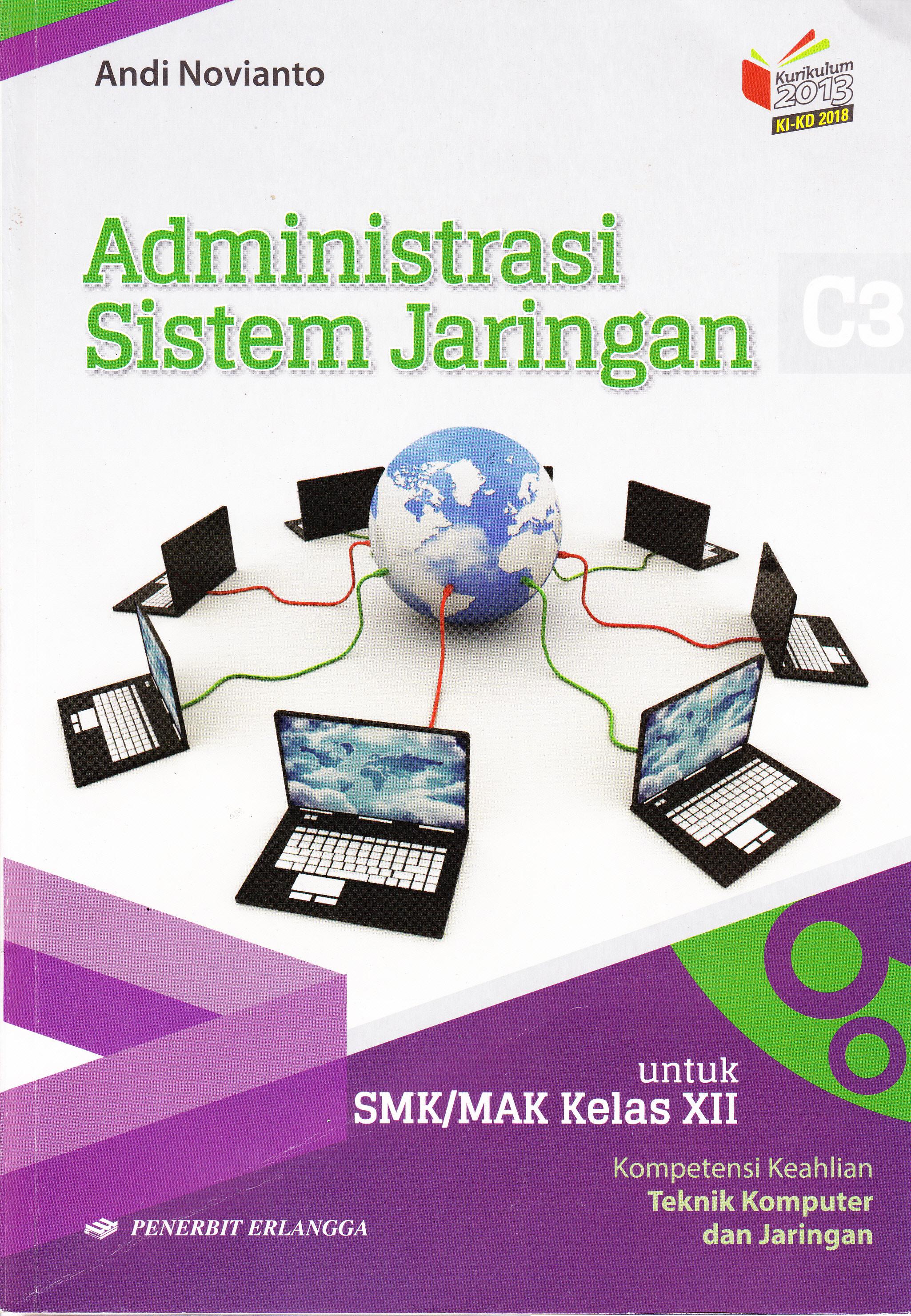 Administrasi Sistem Jaringan - XII TKJA